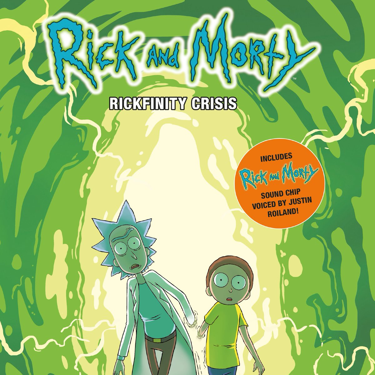 Rick and Morty ma