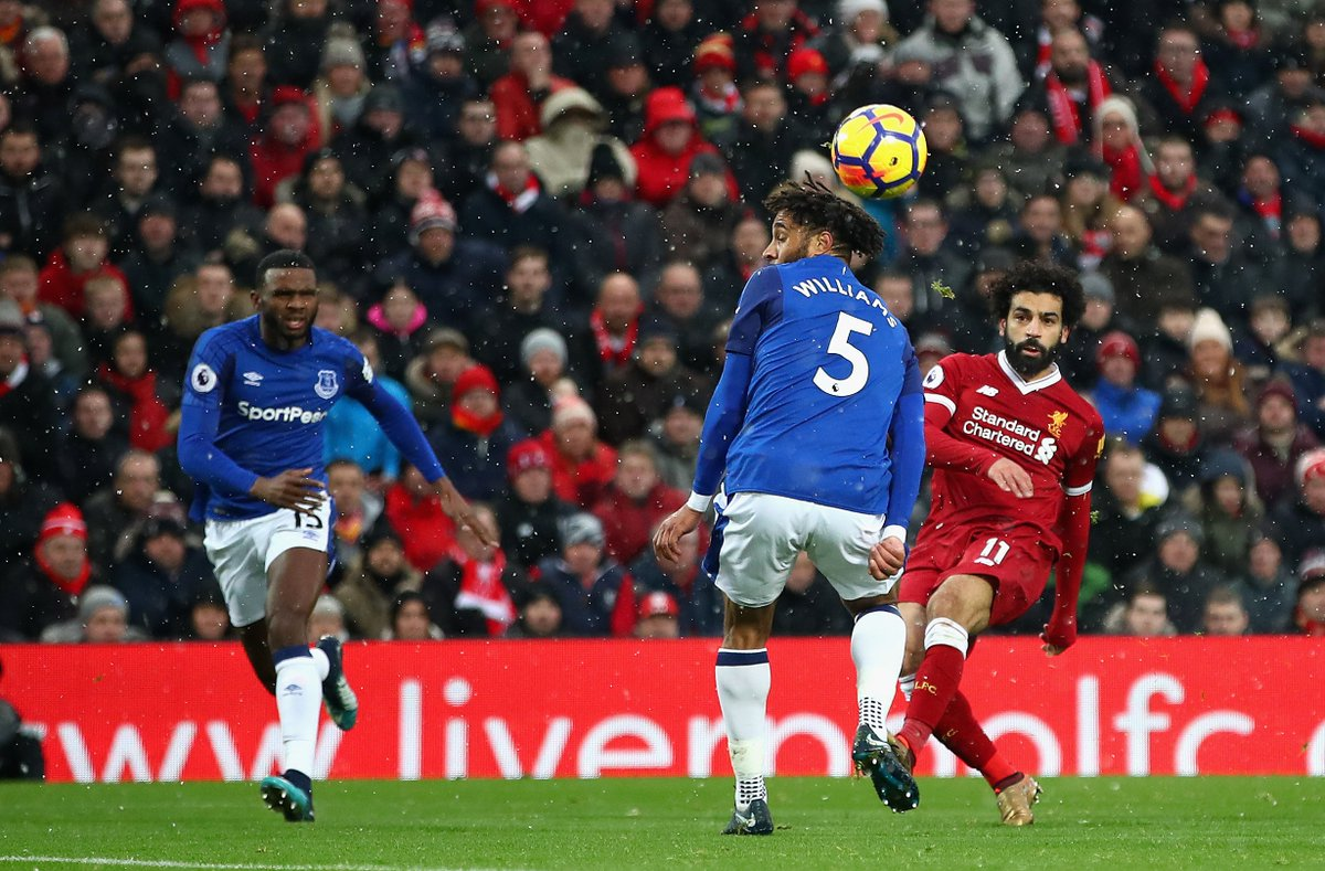 Siêu phẩm của Salah giật giải bàn thắng đẹp nhất năm