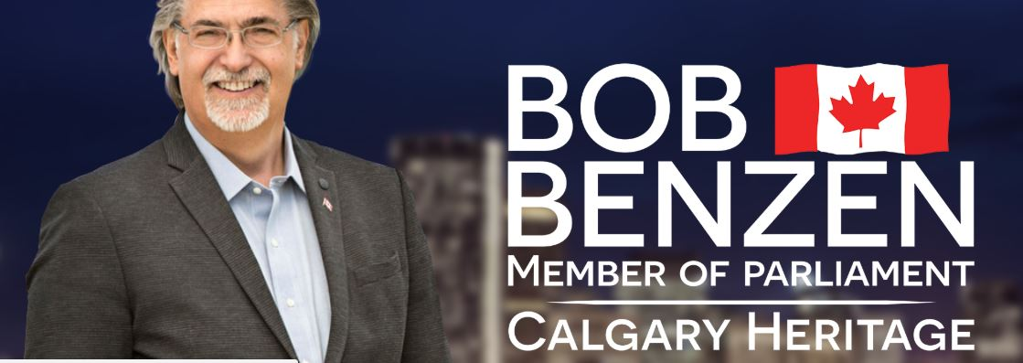 Social media's a great way to keep current but my website provides a direct portal for constituents to contact the #CalgaryHeritage office, access services, and to review my archive of speeches, statements and questions in #Parliament. Visit me online at http://www.bobbenzenmp.ca.