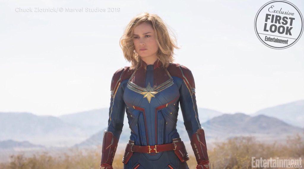 Captain Marvel ( Marvel) - Page 4 DmV8BM0XcAI_Xko