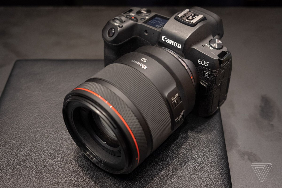 Canon's impressive EOS R proves that mirrorless is the future of photography