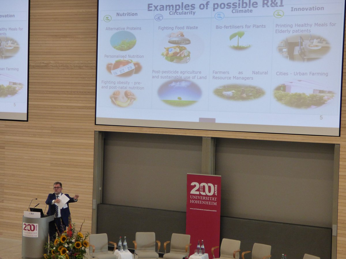 FOOD 2030 Towards Sustainable Food Systems