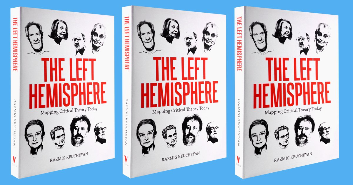 The Left Hemisphere: Mapping Critical Theory Today