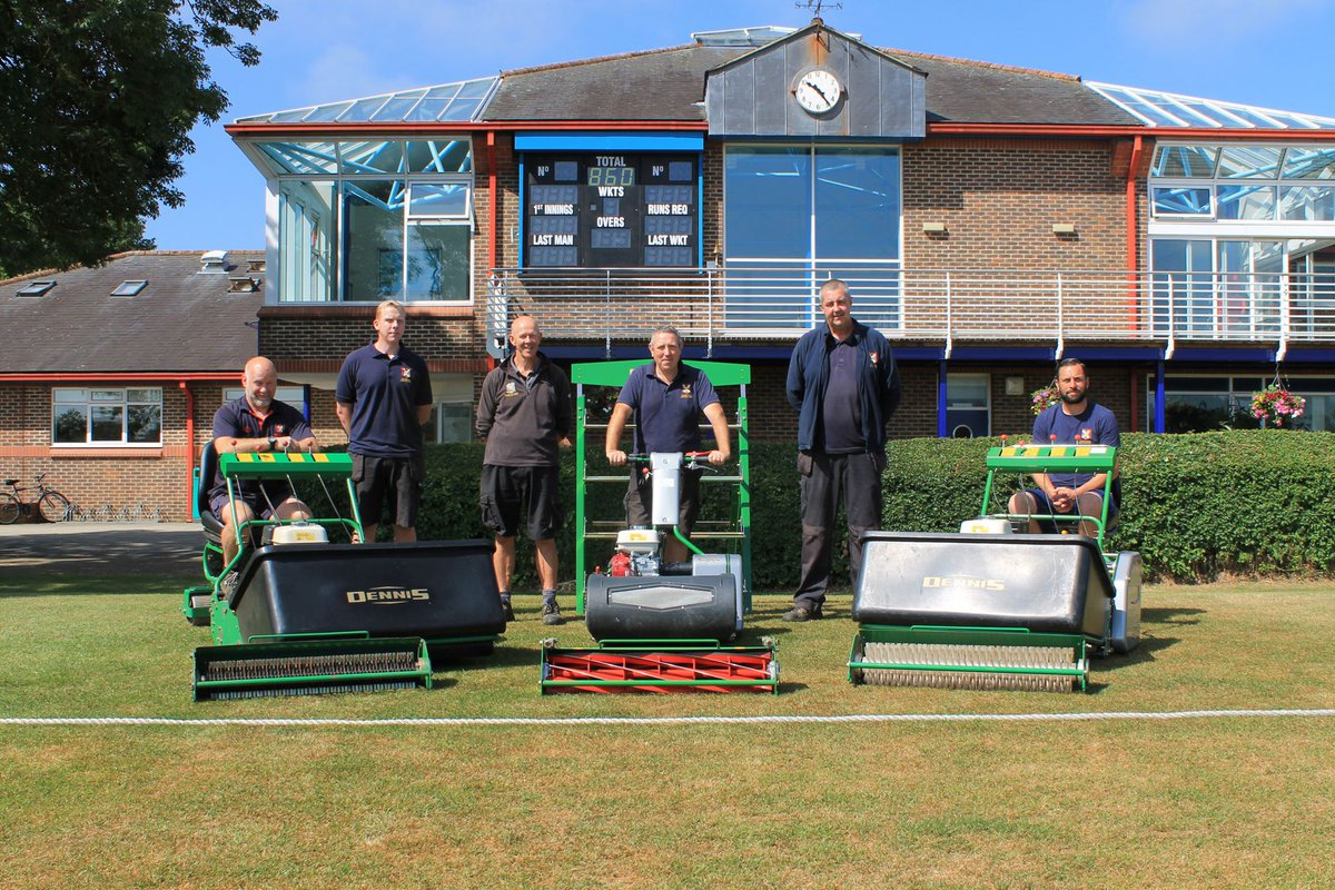 test Twitter Media - .@DennisMowers combination gets excellent results at St Albans School, Woollam Trust Playing Fields @SISISMachinery https://t.co/5u03e9M0gw #sapcanews https://t.co/vCUU9Vn3VQ
