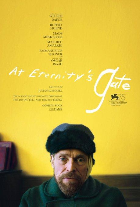 At Eternity's Gate (2018) | Willem Dafoe