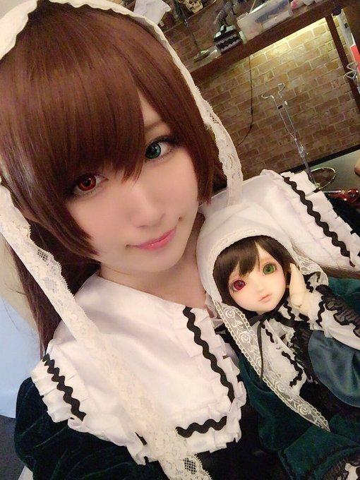 コスプレイヤー桜ノグミのTwitter画像1
