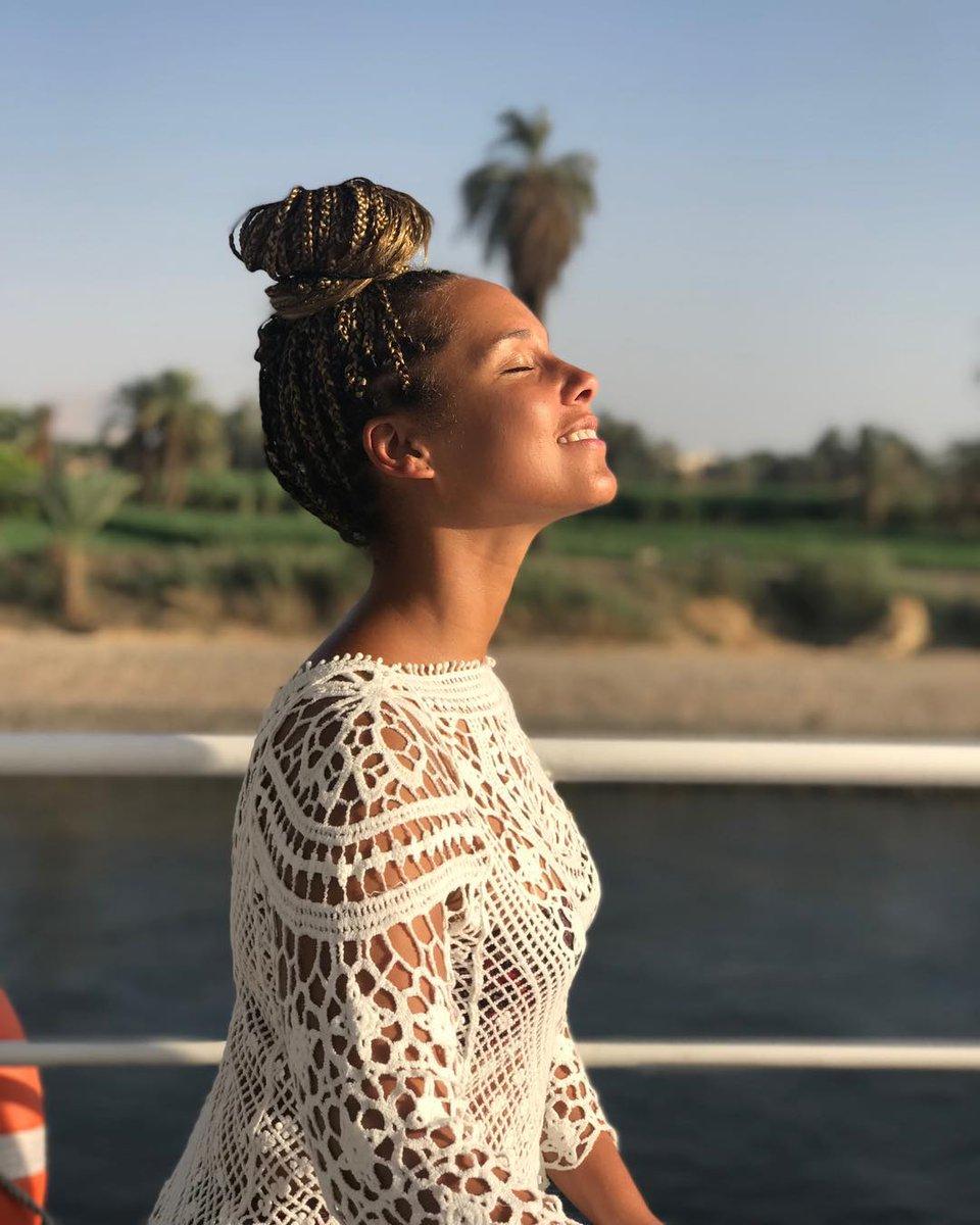 Alicia Keys  - Gratitude. twitter @aliciakeys