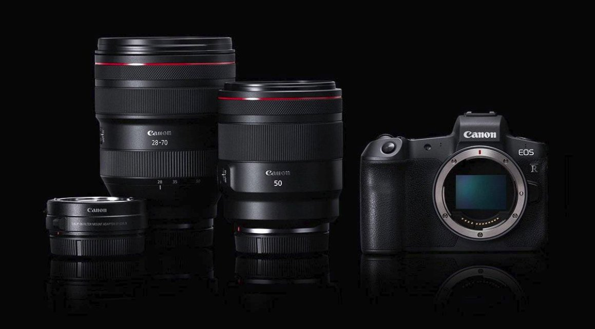 Canon hits back hard against Nikon and Sony with the new full frame mirrorless EOS