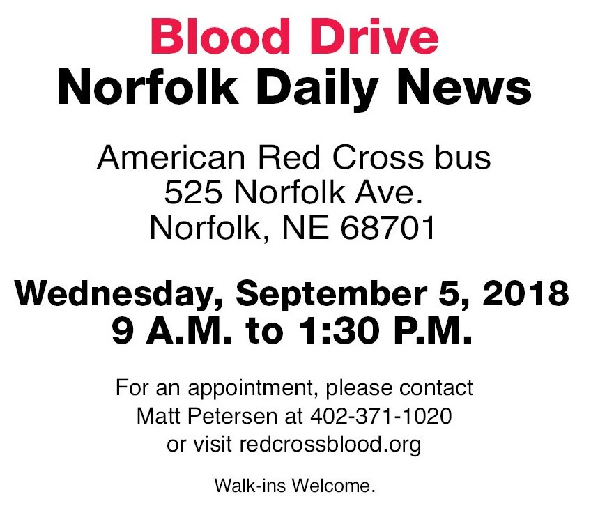 Norfolk Daily News on Twitter: