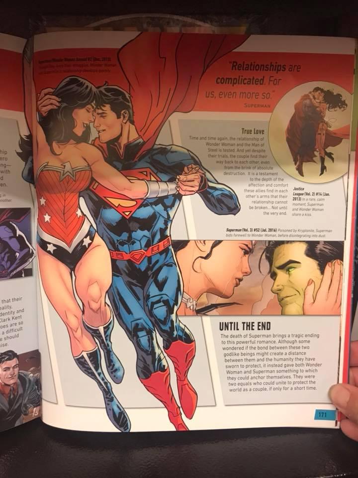 Woman relationship wonder superman 10 Questions