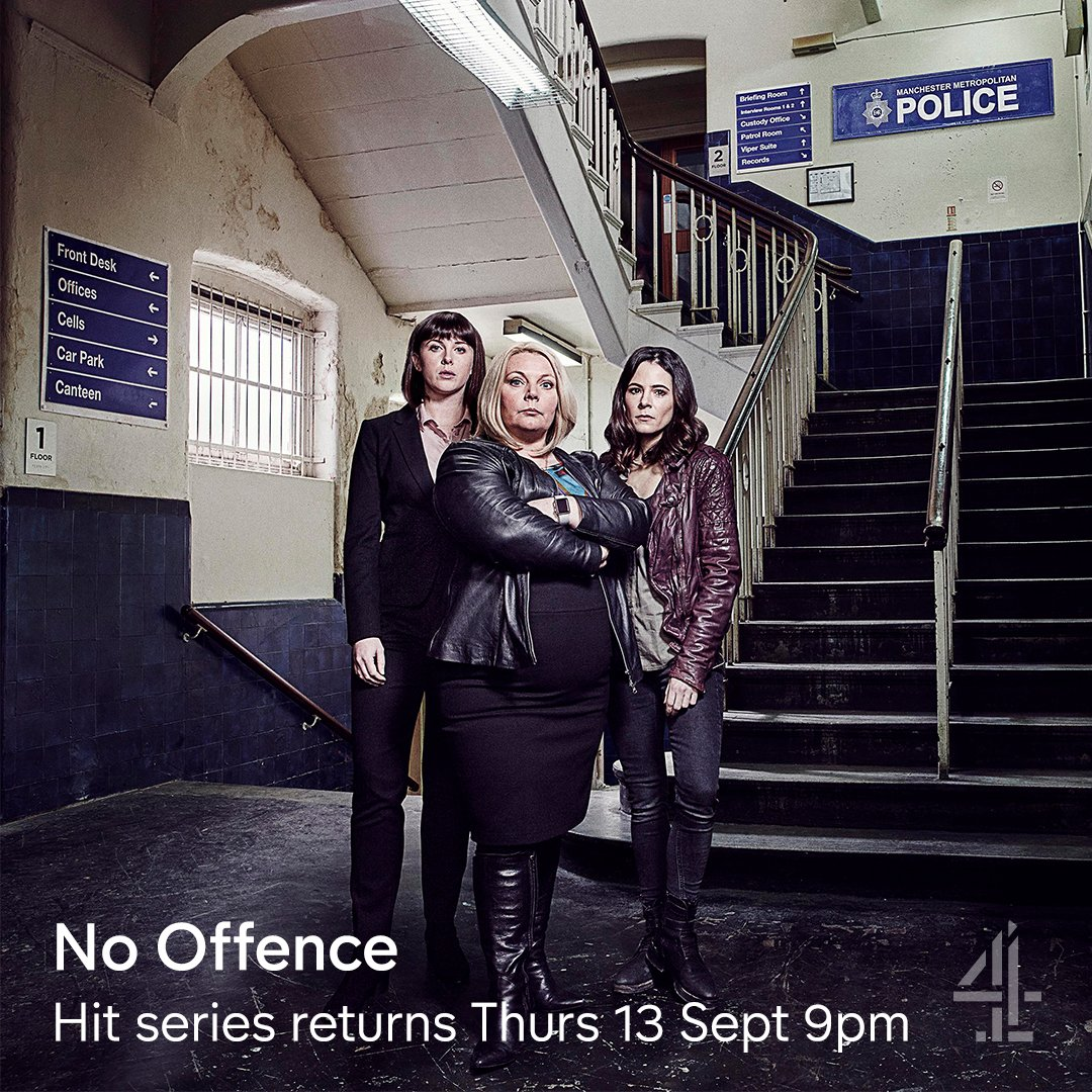 ...And joining the cast is the brilliant #AmyDolan @DollyDolan - catch her episode on the  18th October at 9pm ⭐️