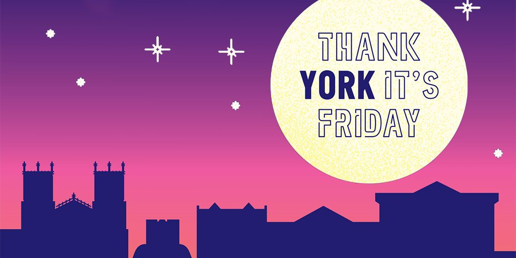staying open longer and firstyork park and ride open till 11pm you can linger longer in york city centre every friday until christmas cityofyork - How Much Longer Until Christmas