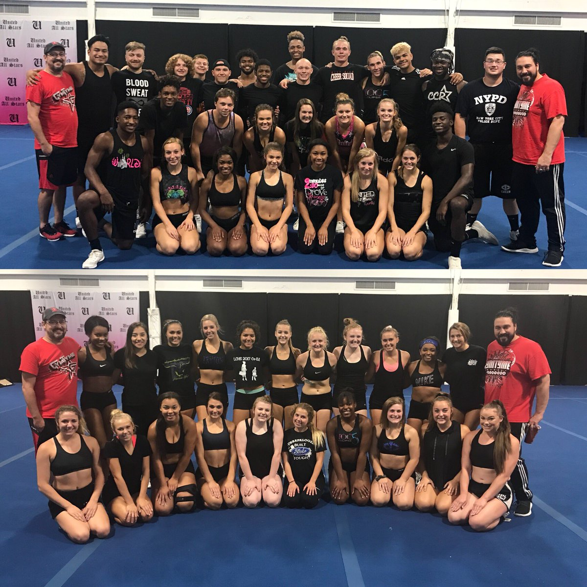 2f58fd27797 Iowa Central CC Cheerleading on Twitter
