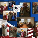 Image for the Tweet beginning: McGruff the Crime Dog and