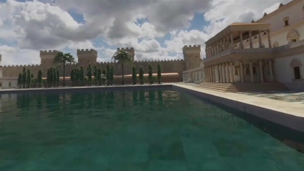 Stadtführung durch Jerusalem vor 2000 Jahren - in 3D #Virtualreality #Jerusalem https://t.co/UFzumTKCEl
