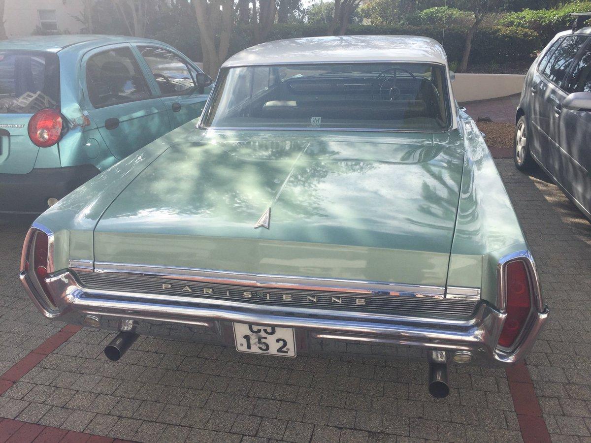 David Burge On Twitter 1964 Pontiac Parisienne The Version Of The Pontiac Bonneville Gm Sold In The Canadian Market Https T Co H9naegjp7y