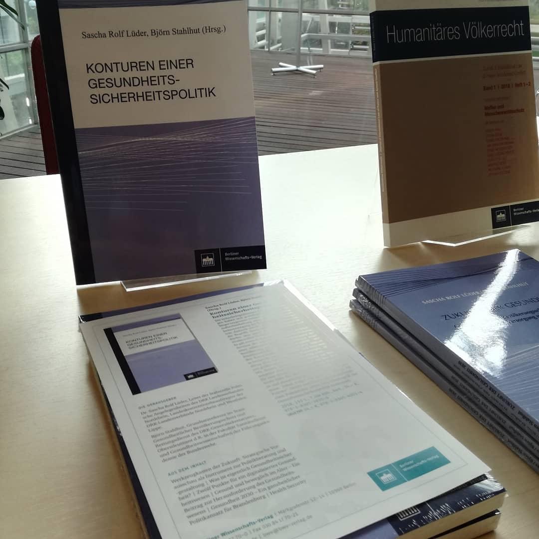 Berliner Wissenschafts-Verlag on Twitter: \