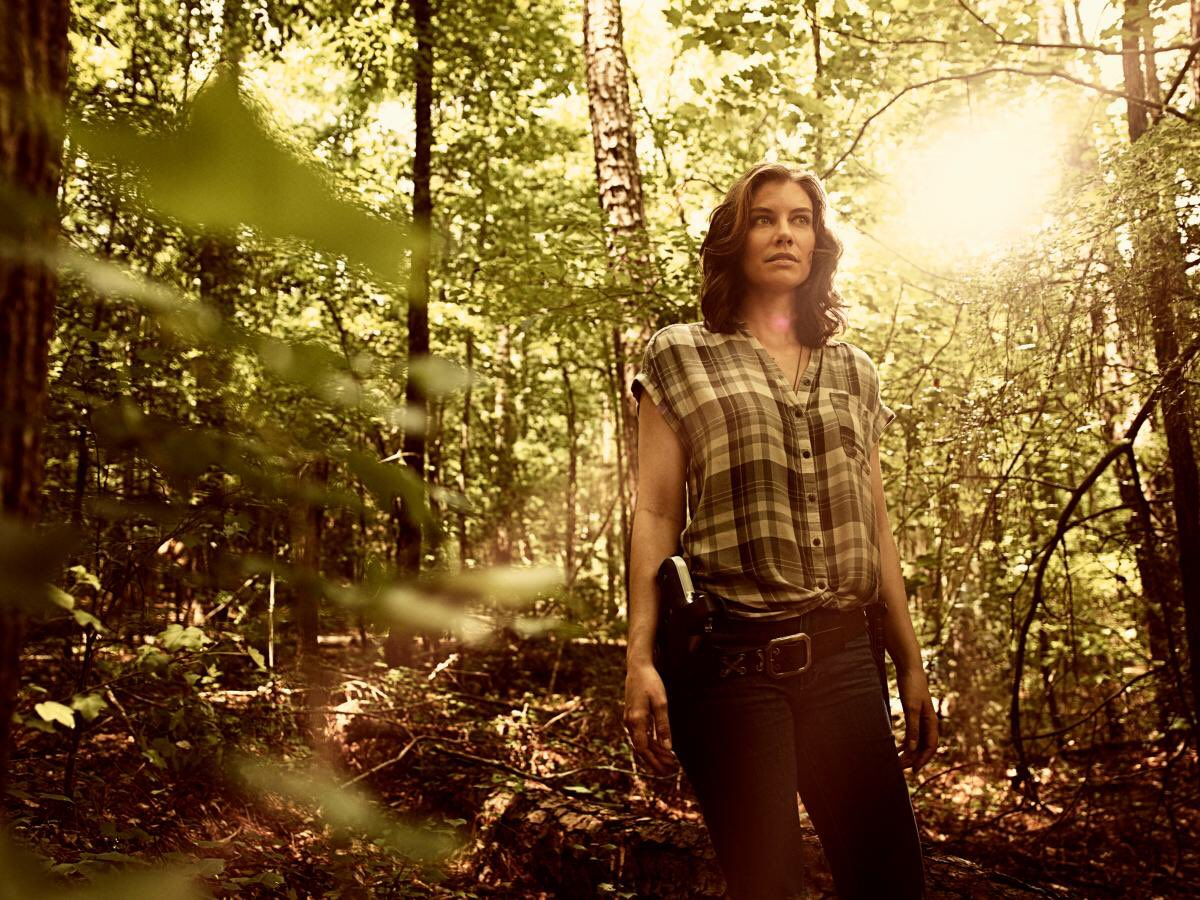 The Walking Dead World On Twitter Aaron Official Season 9