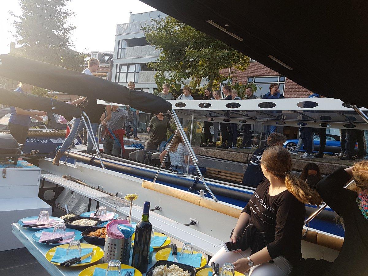 Bbq Boot Utrecht.Brainnet B V On Twitter Werkoverleg Brainnet Afsluiten