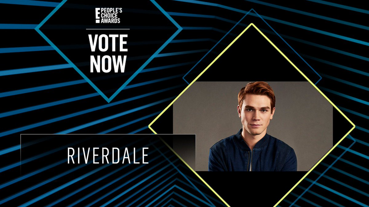 Vote for Riverdale by retweeting this post: #Riverdale #TheDramaShow #PCAs
