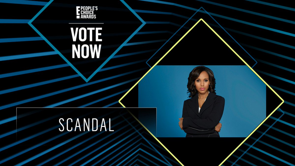 Vote for Scandal by retweeting this post: #Scandal #TheDramaShow #PCAs