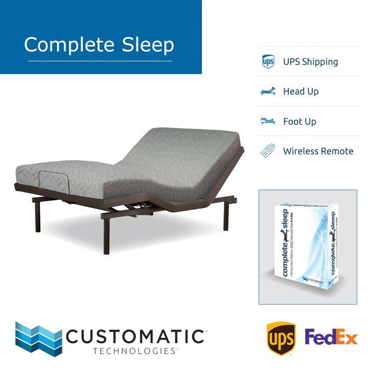 Customatic Bed