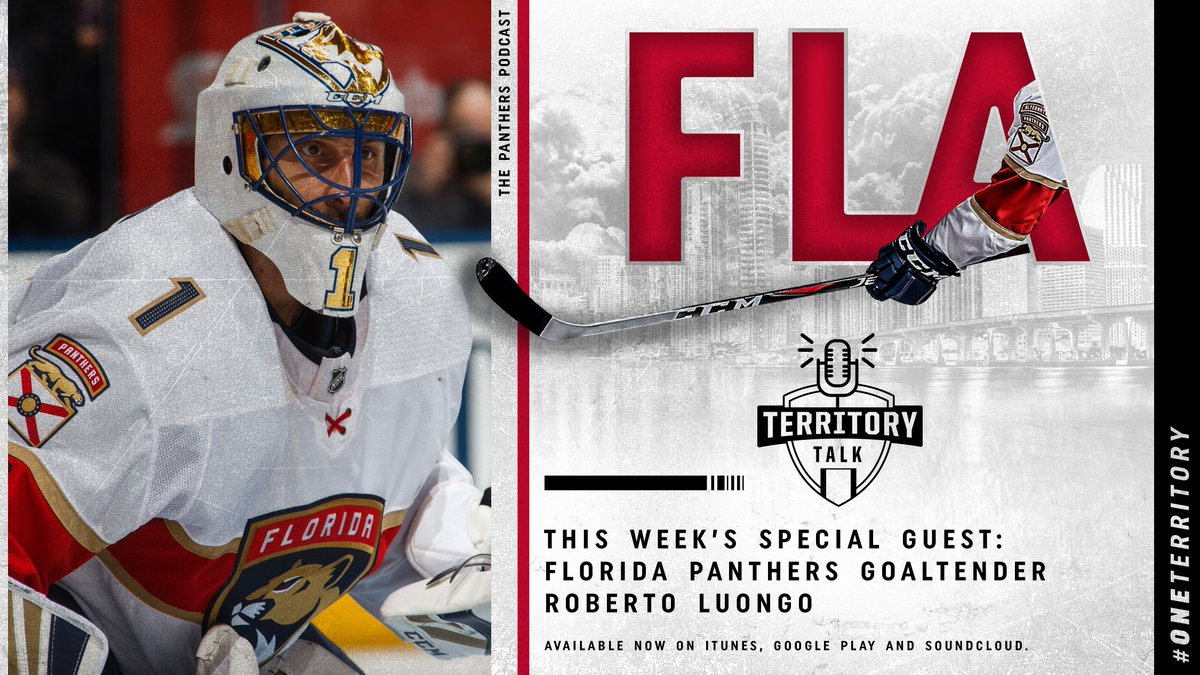 Florida Panthers On Twitter Flapanthers Netminder Roberto Luongo