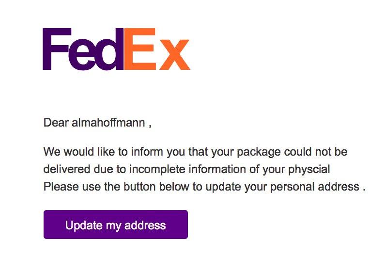 FedEx on Twitter: