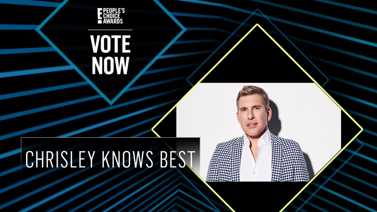 Vote for Chrisley Knows Best by retweeting this post: #ChrisleyKnowsBest  #TheRealityShow #PCAs