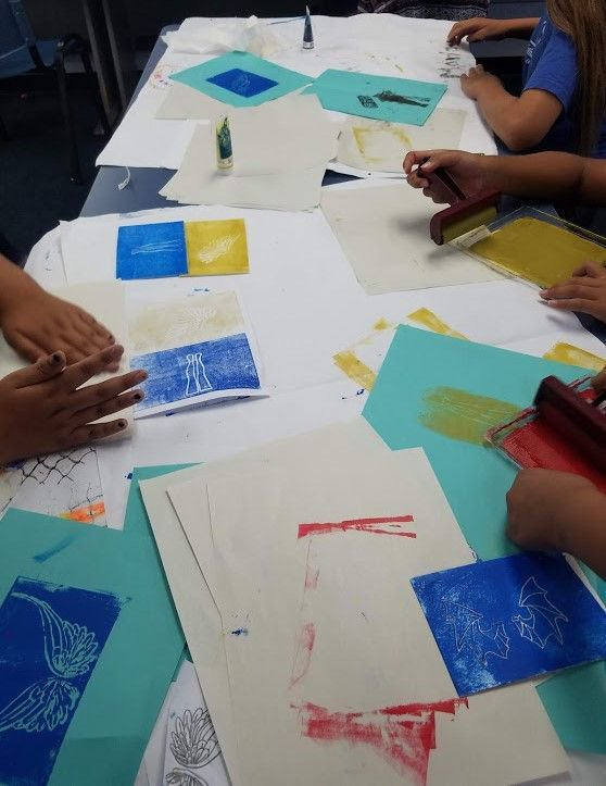 P S Arts On Twitter This Summer P S Arts Partnered With