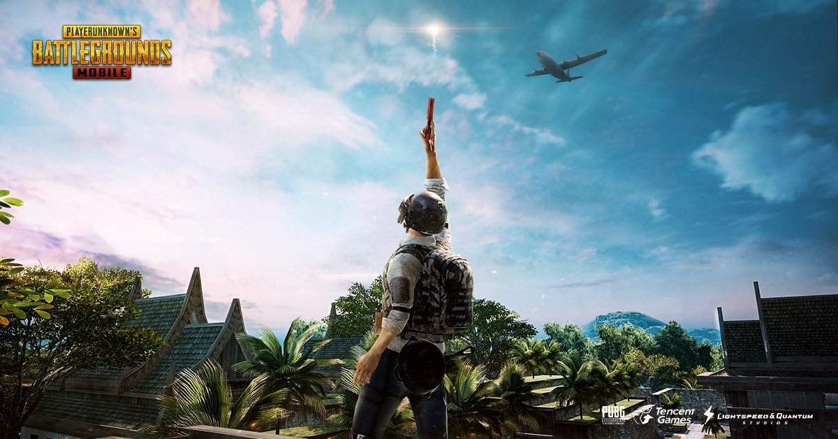 "Pubg Wallpapers Hd Mobile: PUBG MOBILE On Twitter: ""Show Off Your Flare...gun"