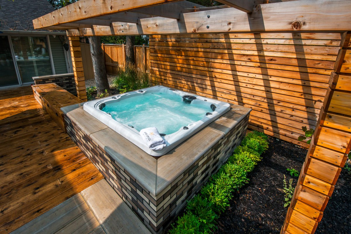 Hydropool Hot Tubs on Twitter: \
