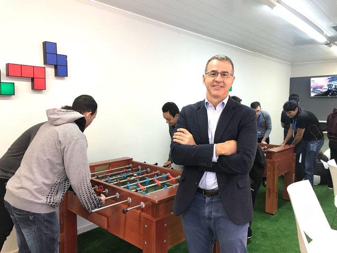 Pensando em criar um ambiente ainda melhor para as suas equipes, a Atos Londrina...