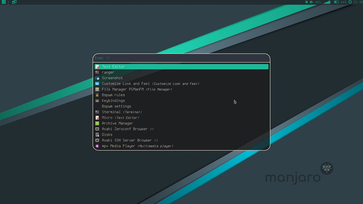Manjaro Linux on Twitter: