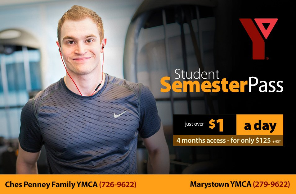 YMCA of NL on Twitter: