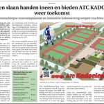 Image for the Tweet beginning: Mooi artikel over toekomst ATC