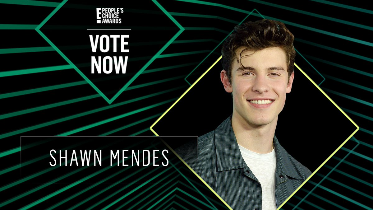 Vote for Shawn Mendes by retweeting this post: #ShawnMendes #TheMaleArtist #PCAs