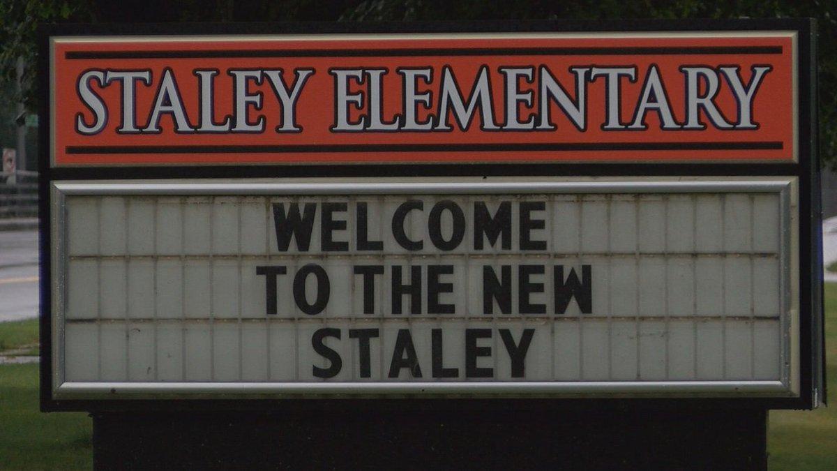Wktv On Twitter Rome S Staley Elementary School Closed Thursday