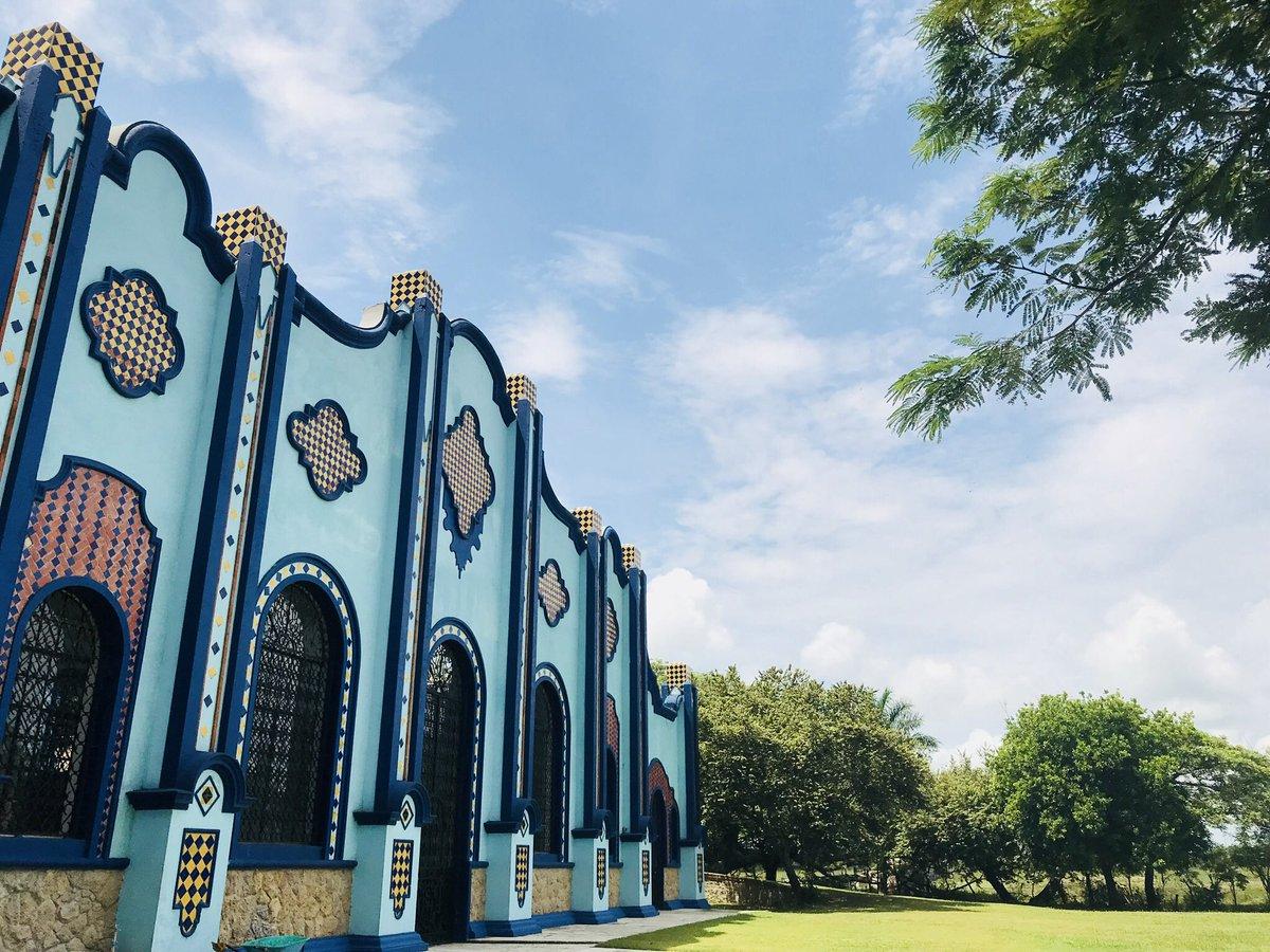 La Casa de la Naturaleza tiene una arquitectura Art Deco.