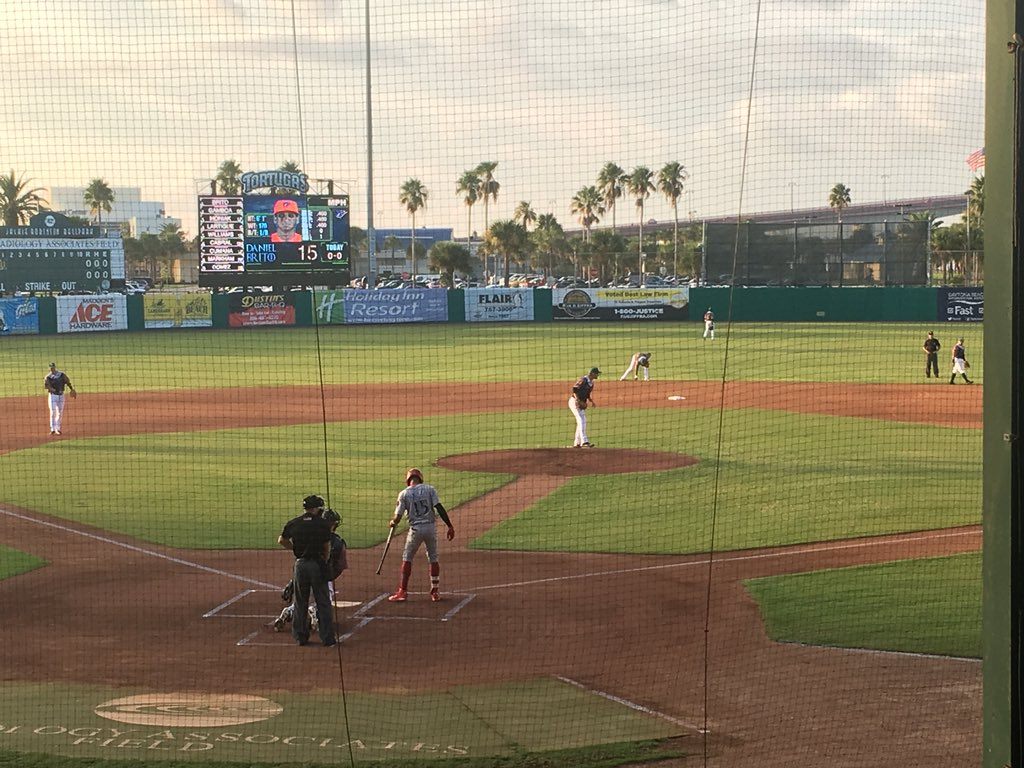 Clearwater Threshers Baseball