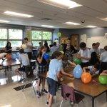 Image for the Tweet beginning: 1st STEM Club Meeting is