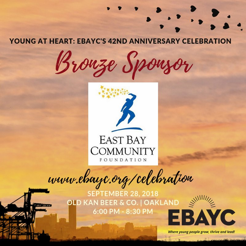 test Twitter Media - A warm thank you to @eastbaycf for their continued support of EBAYC and Oakland's young people! https://t.co/B6GxyJNQMn