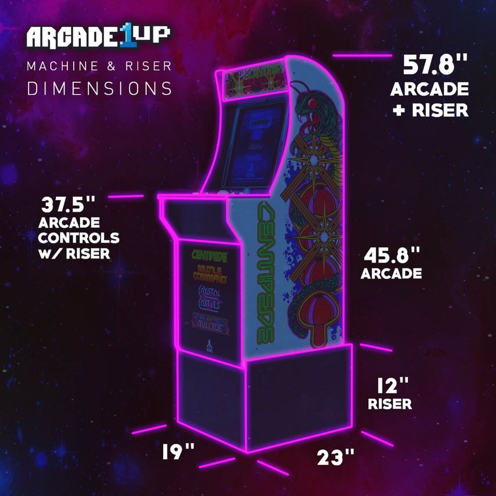 Arcade1Up Official on Twitter: