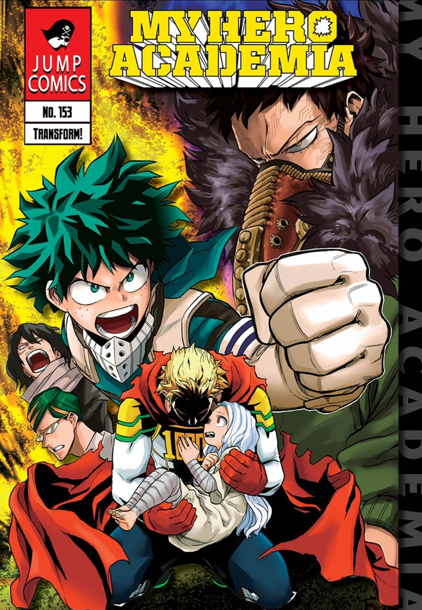 Your anime guy on twitter for sure this is my favorite color page in my hero academia