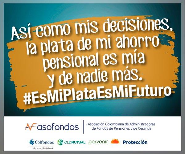 Asociacion fondos de pensiones colombia