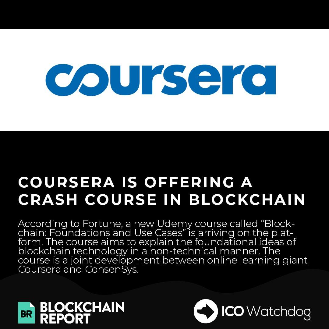 Blockchain Report on Twitter:
