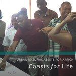 Image for the Tweet beginning: Our #UNACoasts team facilitating interactive