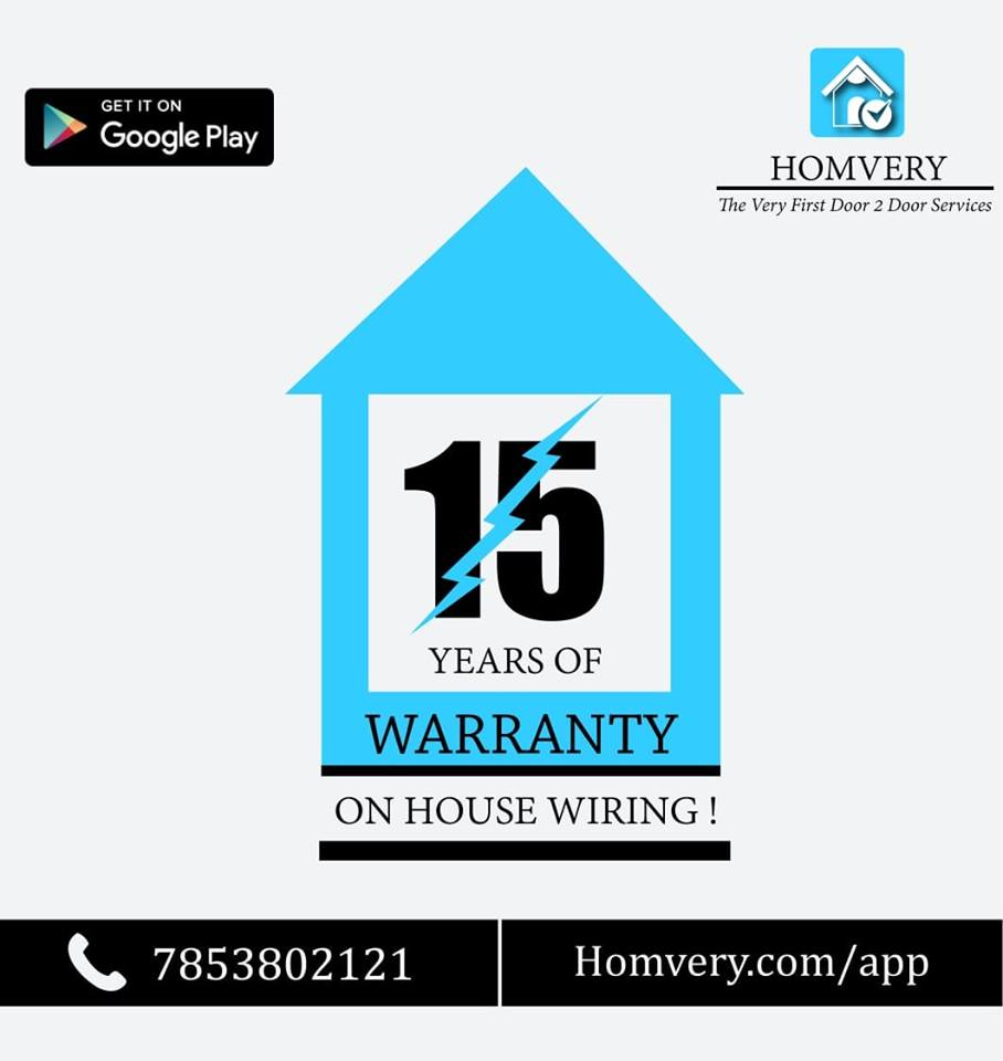 Homvery On Twitter Be It A New House Or Old One We Cover All Wiring Logo 1215 Am 6 Sep 2018