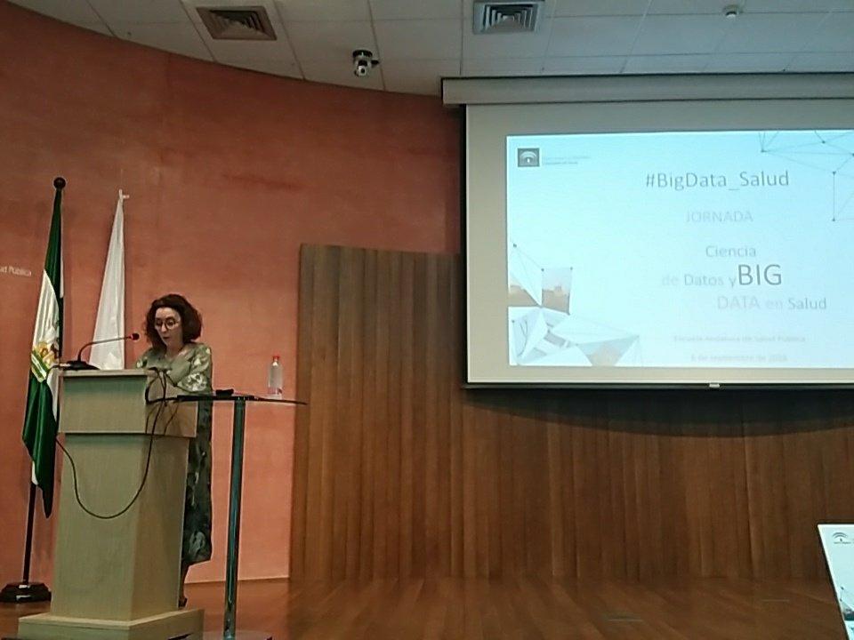 Empiezan las jornadas de #BigData_Salud en la #EASP