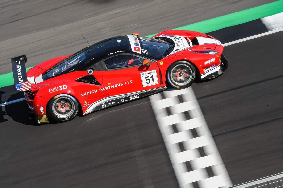 Ferrari Races On Twitter Gt Open Ferrari Race Report Mikkelmac Keeps The Lead Of The Championship In The Luzichracing 488gt3 After Silverstoneuk Https T Co Rwxg3ahvae Https T Co Cmt9kno1vn
